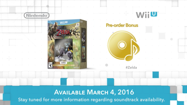 Legend of Zelda: Twilight Princess HD launching on Wii U in March