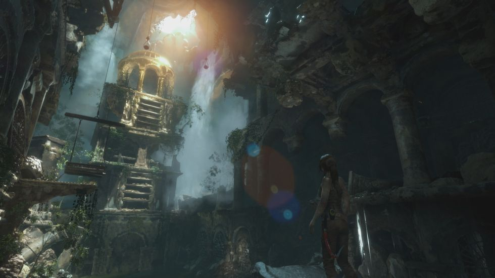 Rise Of The Tomb Raider Review This Is Lara S Best