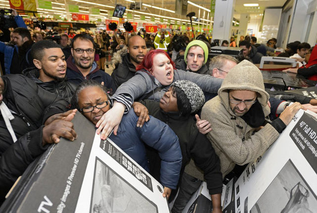 Black Friday 2016: The tech bargains begin