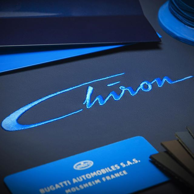 Bugatti is back in 2016 with the 1500hp Chiron