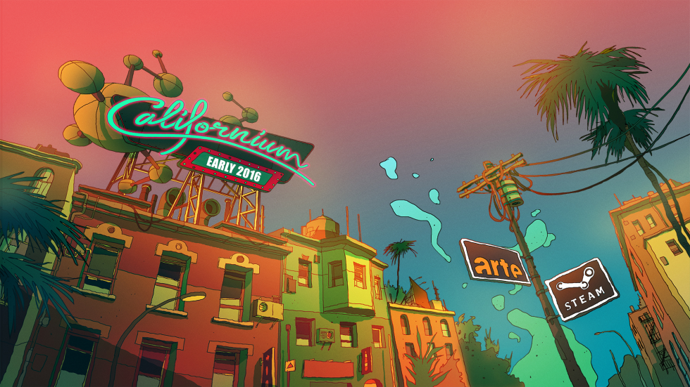 Californium: A game about the many (sur)realities of Philip K. Dick