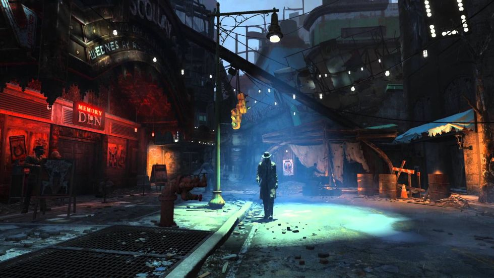 Stealth in Fallout 4 is like a developer-sanctioned god mode