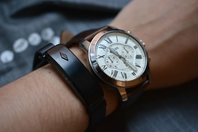 Fossil's new Q Reveler and Grant wearables.