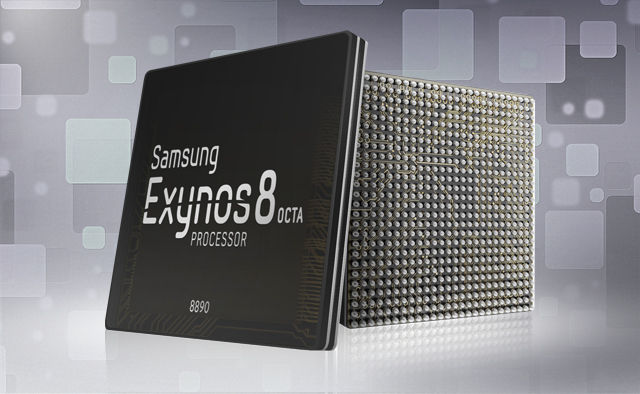Samsung's new Exynos 8 SoC includes an LTE modem and its first custom CPU