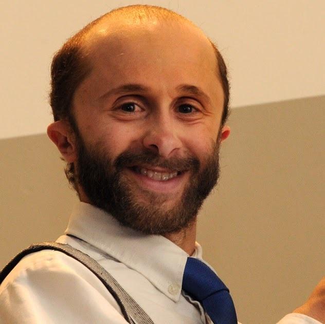 <i>SCMRPG</i> creator Danny Ledonne.