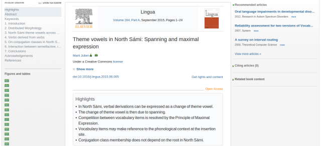 Entire editorial staff of Elsevier journal Lingua resigns over high price, lack of open access