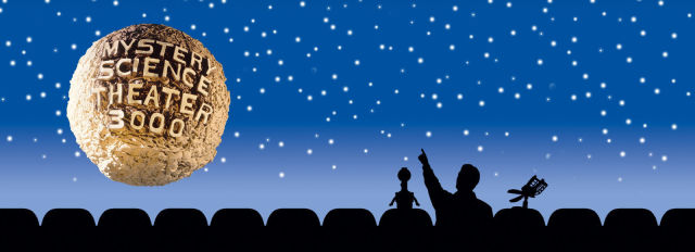 Joel Hodgson is attempting a crowdfunded MST3K reboot