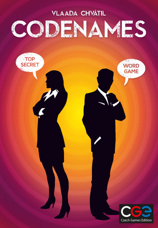 Ars Cardboard: Codenames, the secret agent party game you've been seeking
