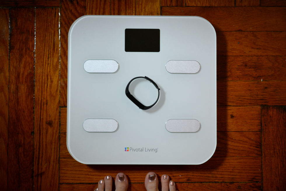 Pivotal Living fitness band and smart scale reviewed: $12 a year, well spent