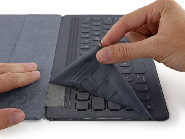 ifixit says you can t open the keyboard cover without damaging it irreparably