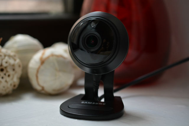 Samsung's Smartcam HD Plus is like a Nest Cam that's not