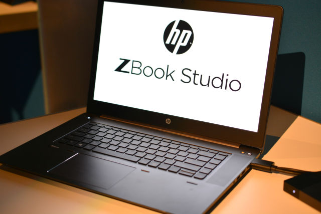 "HP refreshes ZBook laptops, introduces ""no compromise"" ZBook Studio"