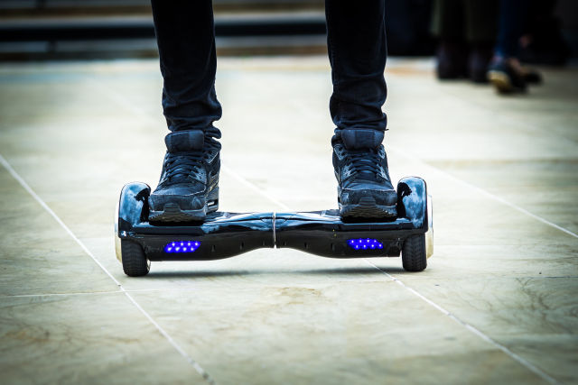 "American, United, Delta, British Airways all ban ""hoverboards"""