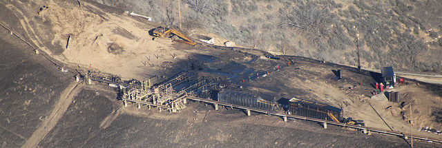 Massive 2015 natural gas leak caused by microbial corrosion, report says