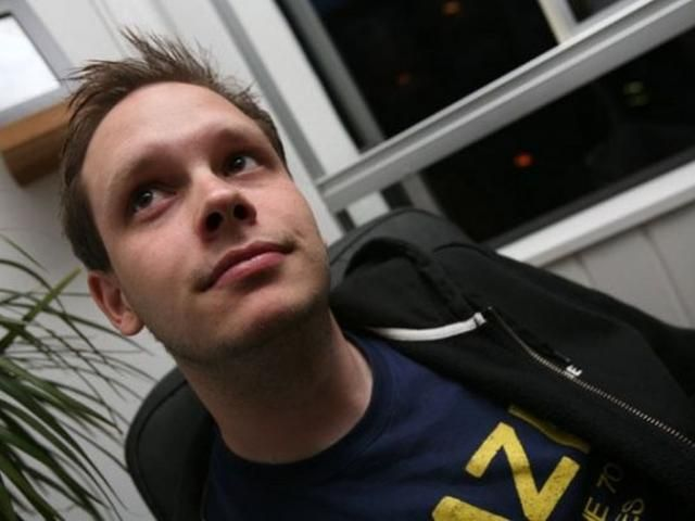 Peter Sunde, co-founder of the Pirate Bay and digital artist.