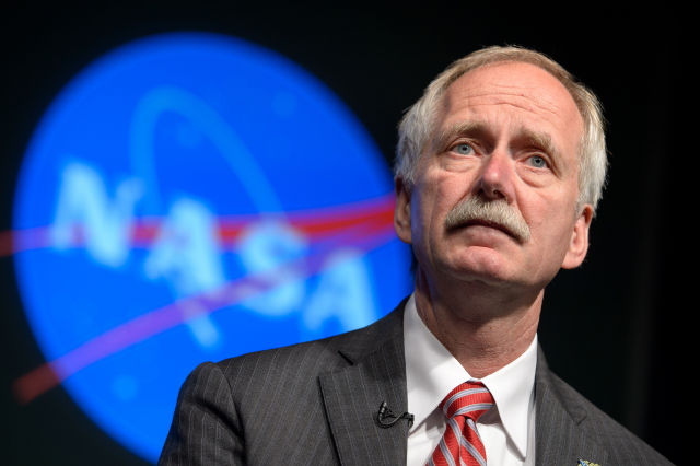 Bill Gerstenmaier, NASA's associate administrator for human exploration and operations, at the agency's headquarters in 2013.