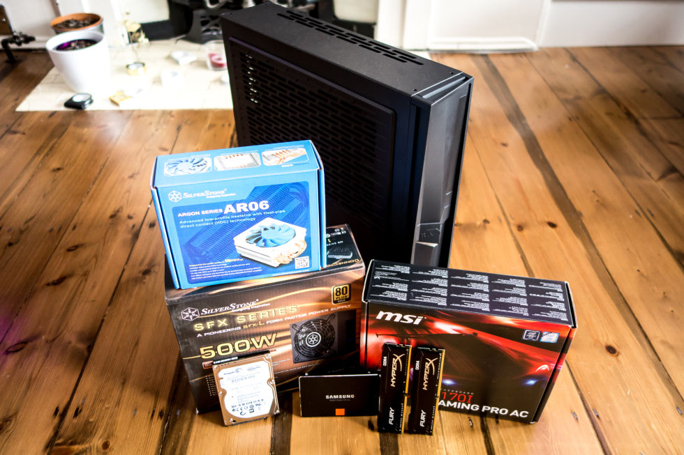 Enough of this console nonsense: It's time to put a gaming PC in my living room