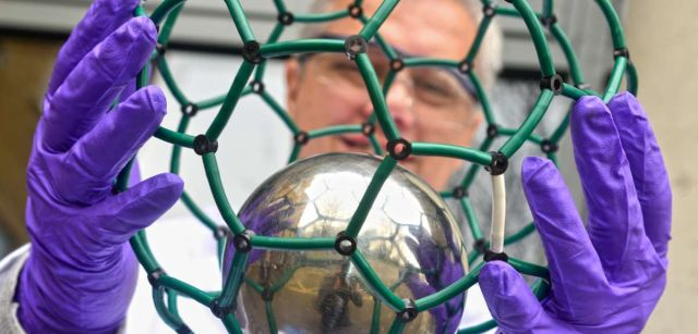 Endohedral fullerenes on sale for just $167 million per gram