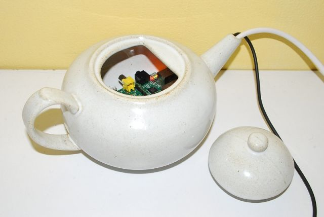 The Internet of Things. A tempest in a teapot?