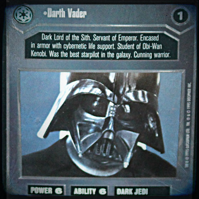 The best starpilot in the galaxy. And the best card in the game, too.