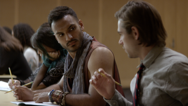 """SyFy's The Magicians and the dangers of adapting """"adult"""