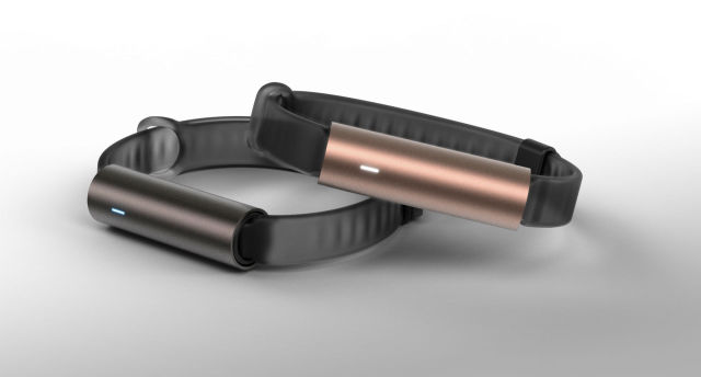 Misfit's Ray is the slender, more fashionable cousin of its Shine fitness band