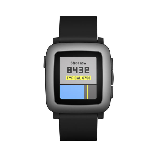 Pebble's new Health app integrates with Timeline, suggests tips to get healthier
