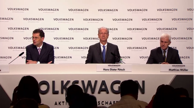 VW says rulebreaking culture at root of emissions scandal