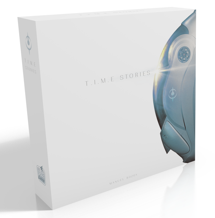 Review: Card-driven RPG T.I.M.E Stories is one of the year's best board games
