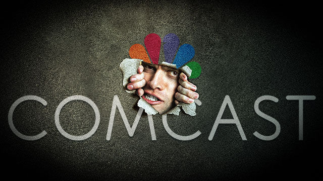 Comcast said he used too much data—so he opted to live without home Internet