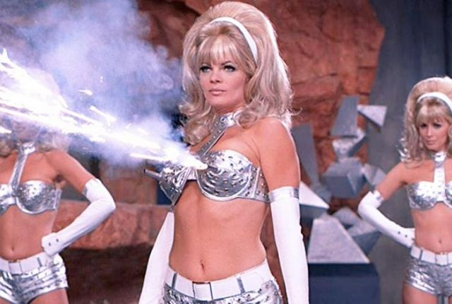 Welcome to Ashley Madison. We're your fembot hosts.
