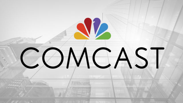 Un logotipo de Comcast / NBC.