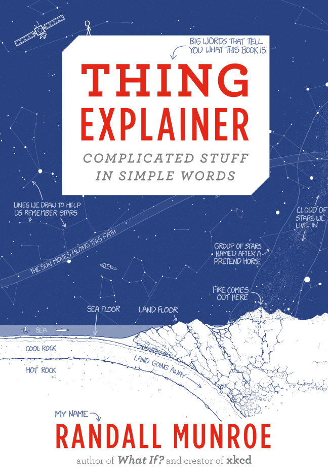 A brief chat with xkcd\'s Randall Munroe—the Thing Explainer ...