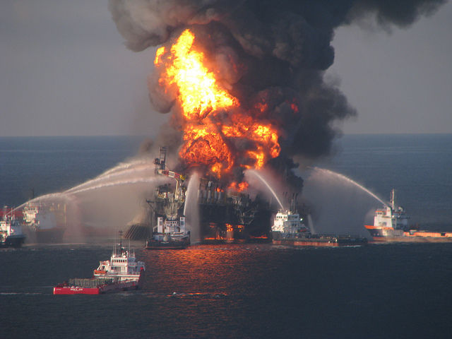 Manslaughter charges dropped in BP spill case—nobody from BP will go to prison