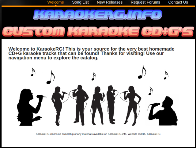 "UK police busts karaoke ""gang"" for sharing songs that aren't commercially available"