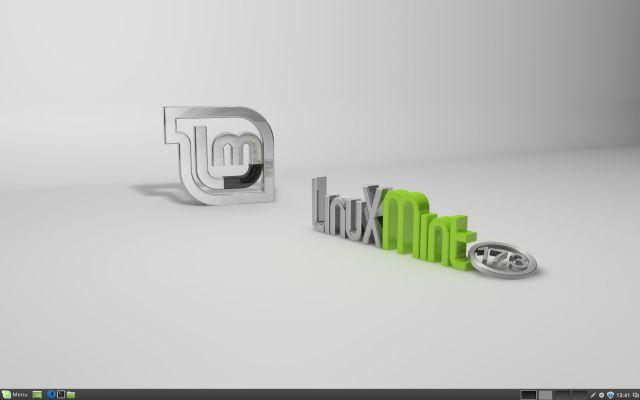 The Cinnamon desktop in Linux Mint 17.3