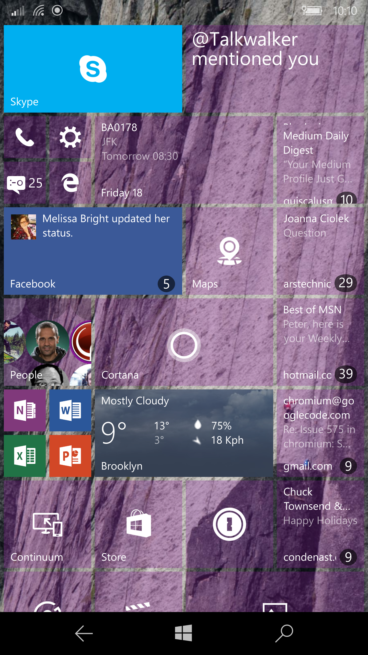 Windows 10 Mobile Review Windows On Phones Gets Rebooted