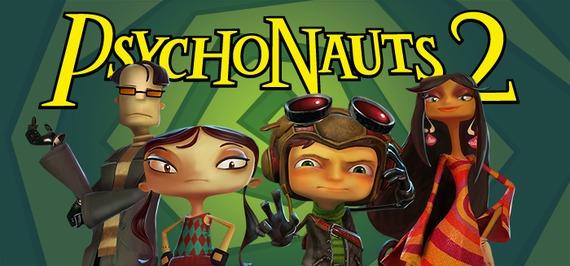 Psychonauts 2! Yes!