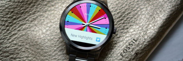 Fossil Q Founder Review Bold Beautiful But Average With Android