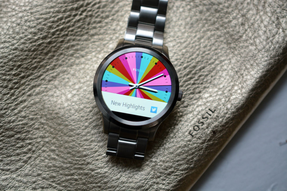 Fossil Q Founder review: Bold, beautiful, but average with Android Wear