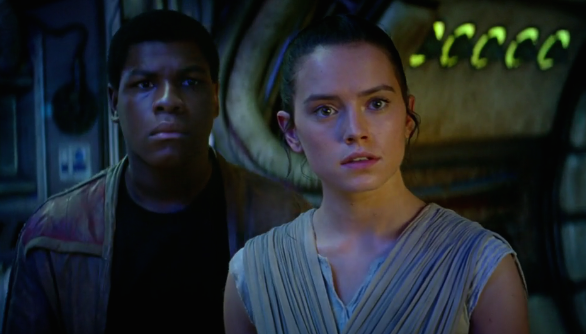 We're as stunned as you are, Rey.