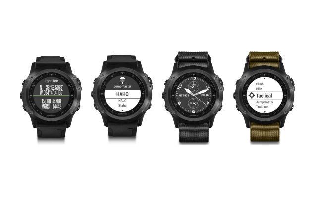 Garmin releases hardcore Tactix Bravo GPS watch, adds HRM to Fenix 3