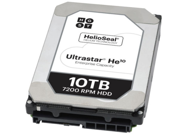 HGST beats Seagate to market with helium-filled 10TB hard drive