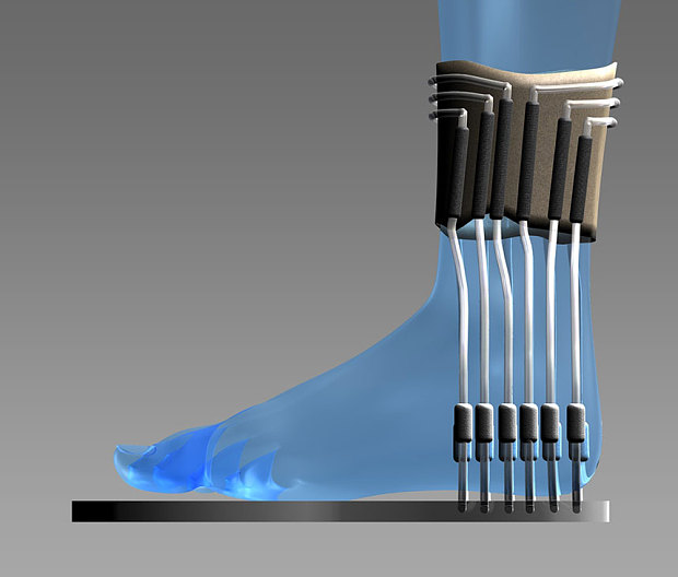 Urine-powered fuel cell socks: The must-have pair of socks this Christmas