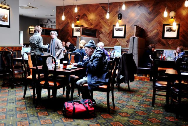 Wetherspoons website hacked, up to 657,000 customer details stolen