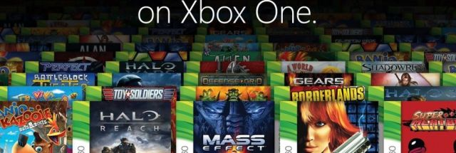 Microsoft Makes 16 More Xbox 360 Games Playable On One