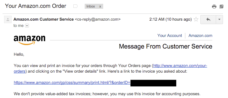 How Amazon customer service was the weak link that spilled my data ...