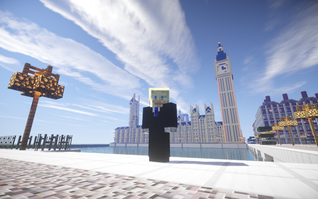 Boris Johnson launches London Games Festival and £1.2M fund—in Minecraft