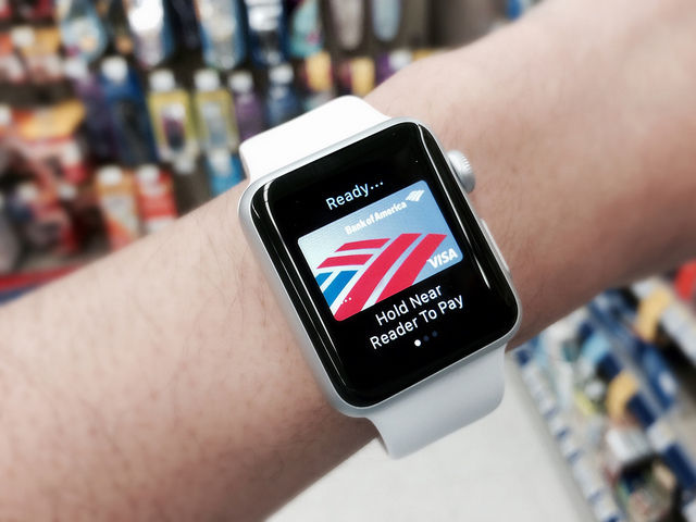 Survey says 38 percent of all Apple Pay transactions don't happen in a store