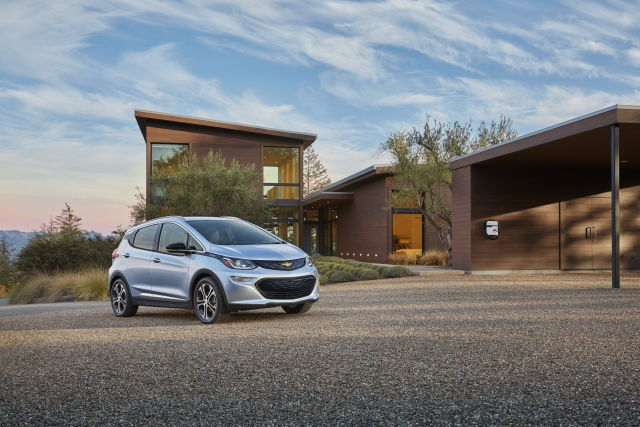 Hexbyte - Tech News - Ars Technica | Here's an official Bolt press picture from Chevy.